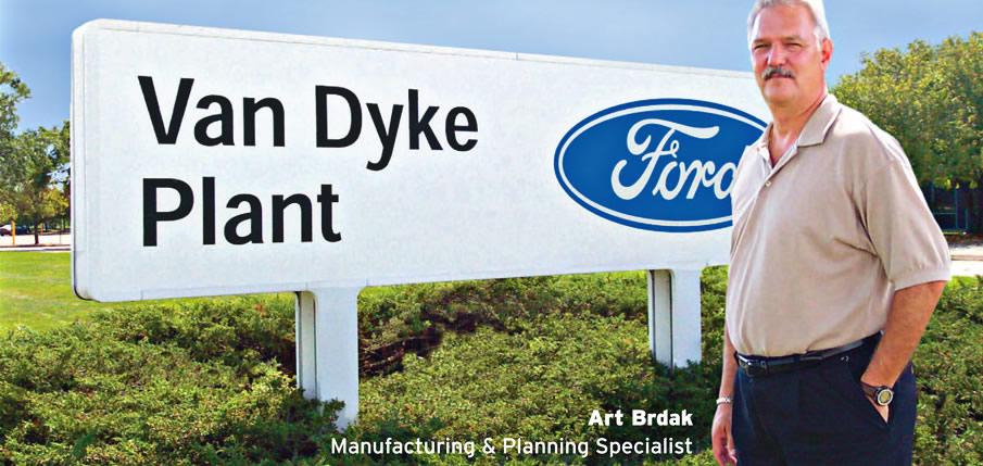 Ford Van Dyke Plant