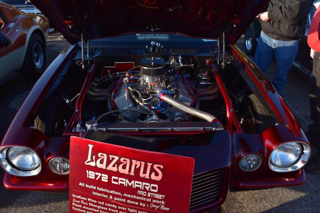 Great Pumpkin Classic Car Show - Volatile Corrosion