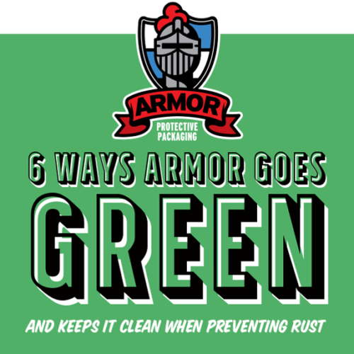 6 Ways ARMOR Goes Green Title