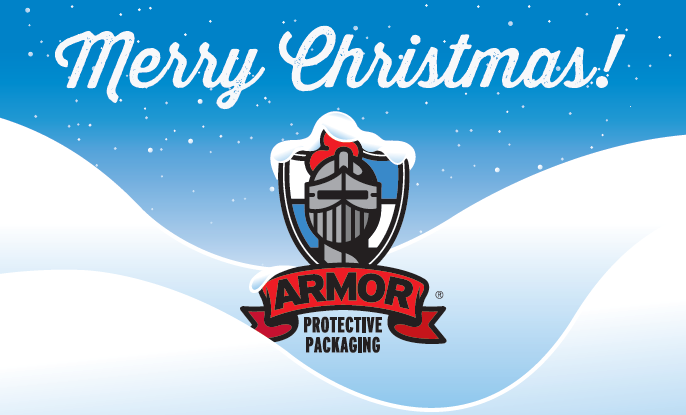 Merry Christmas from Armor Protective Packaging