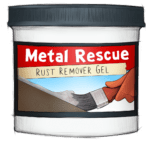 Metal Rescue Rust Remover GEL illustration