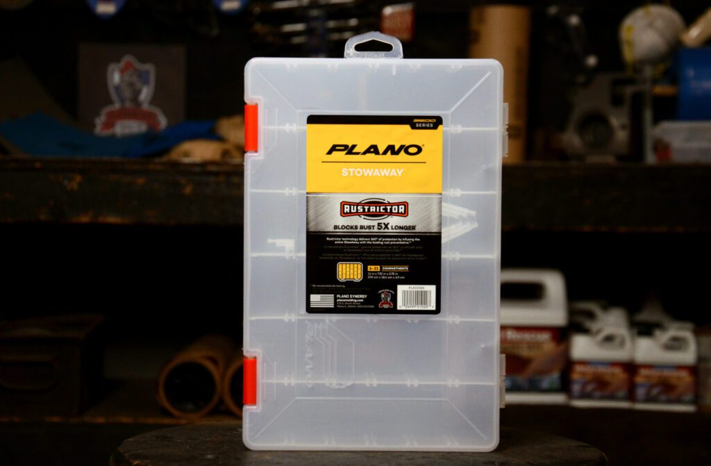 ARMOR Plano Tackle Box