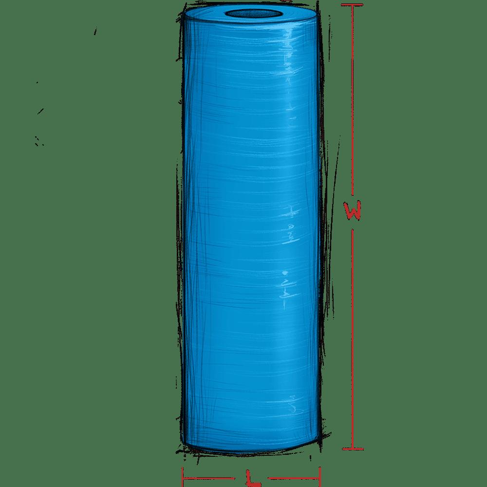 ARMOR POLY® VCI Stretch Film (long) illustration