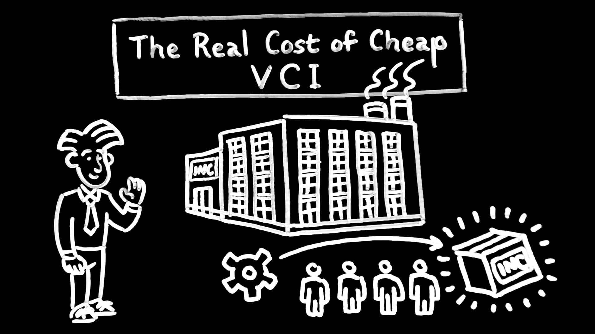 Real Cost of Cheap VCI