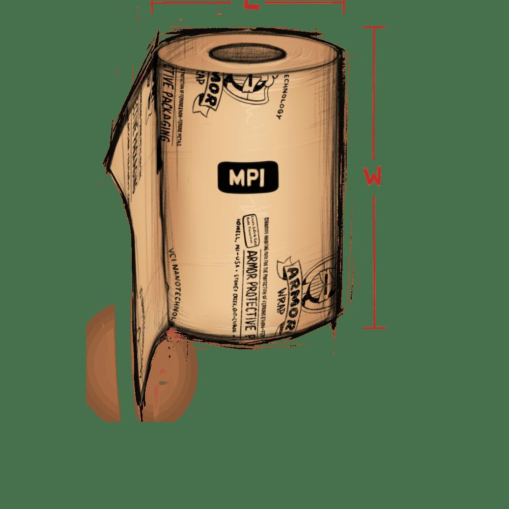 ARMOR WRAP MPI illustration