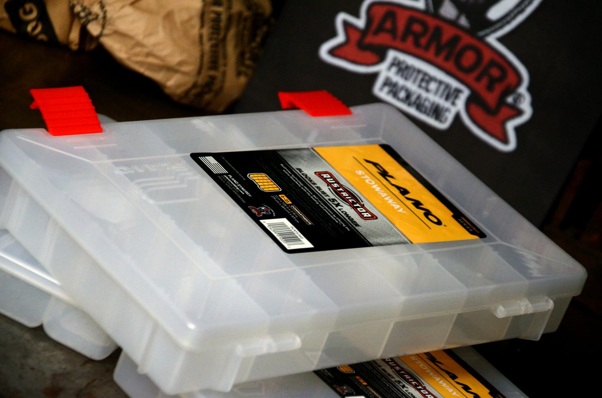 ARMOR Plano Tackle Box