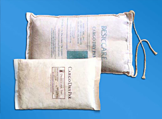 Desiccant Protective Packaging