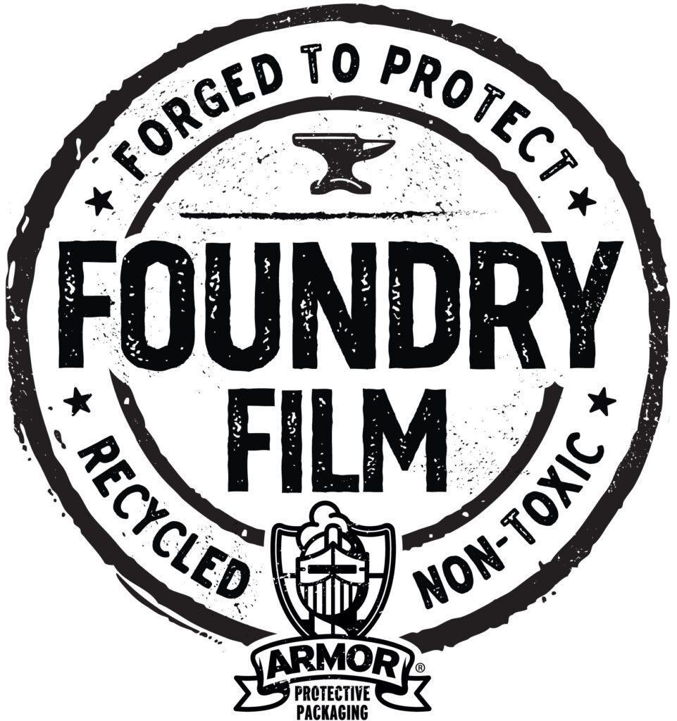 ARMOR FOUNDRY Film - Volatile Corrosion Inhibitors   Rust