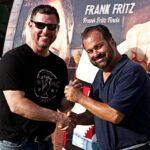 Frank fritz and van