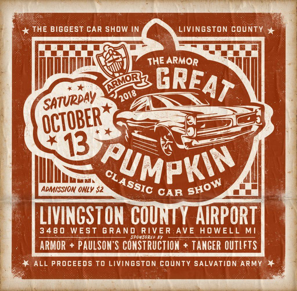 Great Pumpkin Car Show 2018