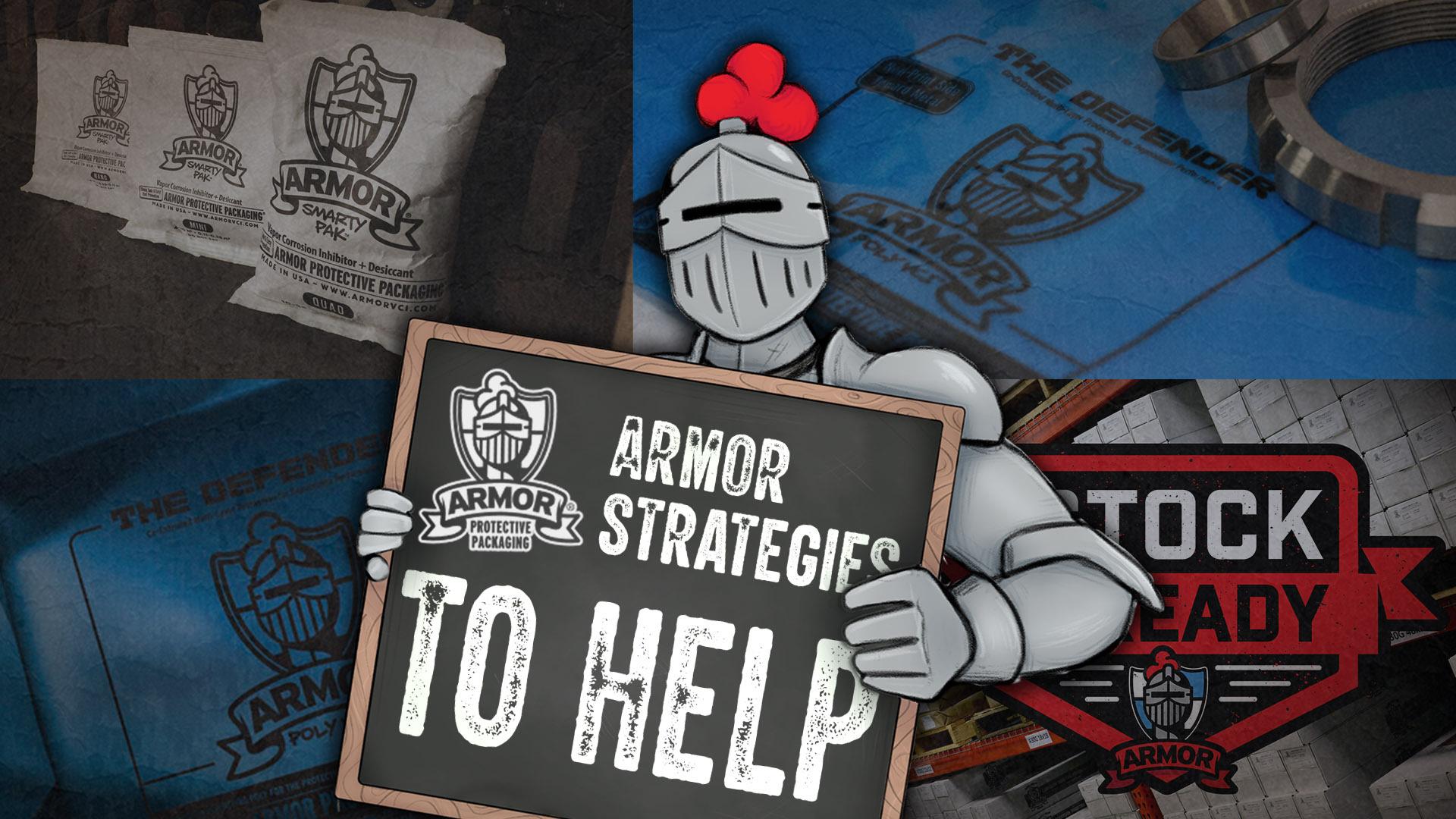 Armor Strategies to Help Rust