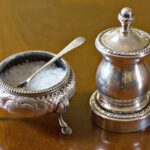 Protected silver tableware