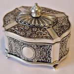 Protected silver box