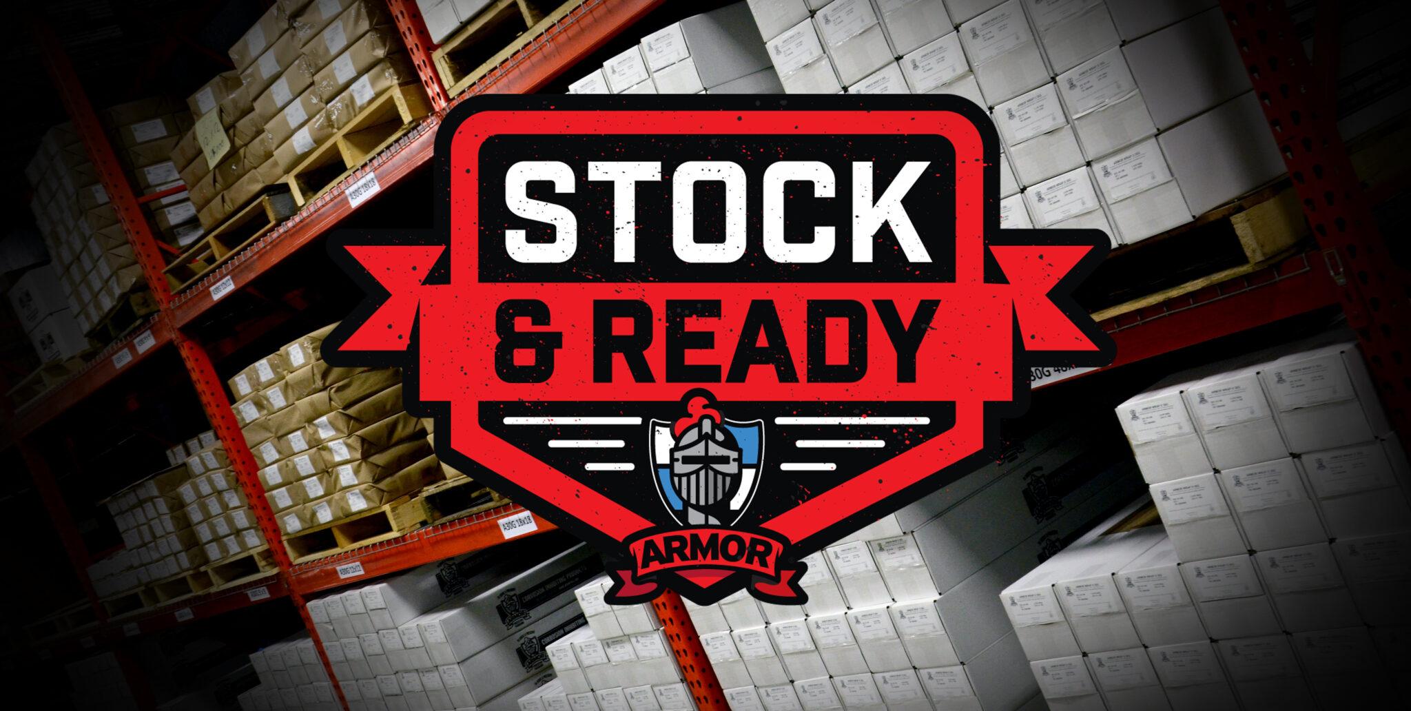 Stock & Ready Logo