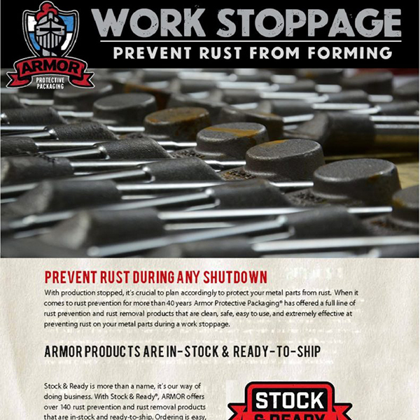 Prevent Work Stoppage Rust PDF