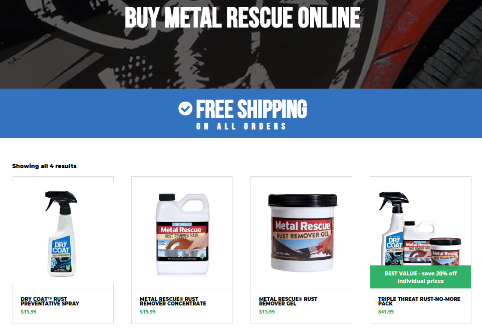 With this New Online Store - Volatile Corrosion Inhibitors