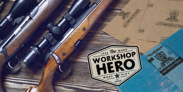 Workshop Hero and Shot Show