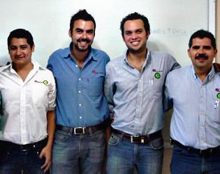 Mexican armor employees