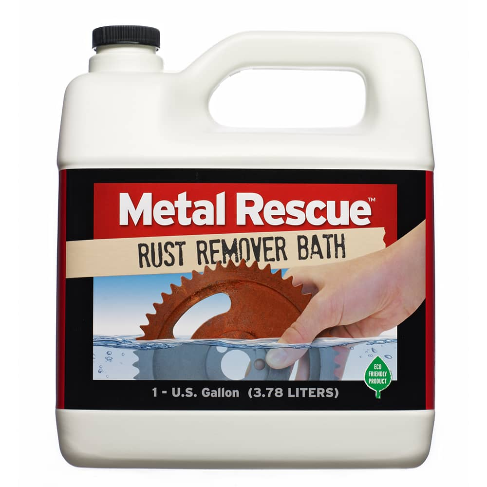 Metal Rescue Bath - 1 gallon