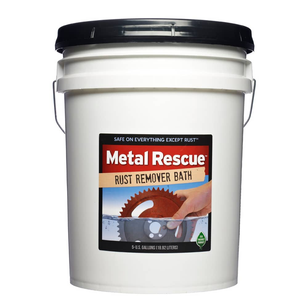 Metal Rescue Bath - 5 gallon